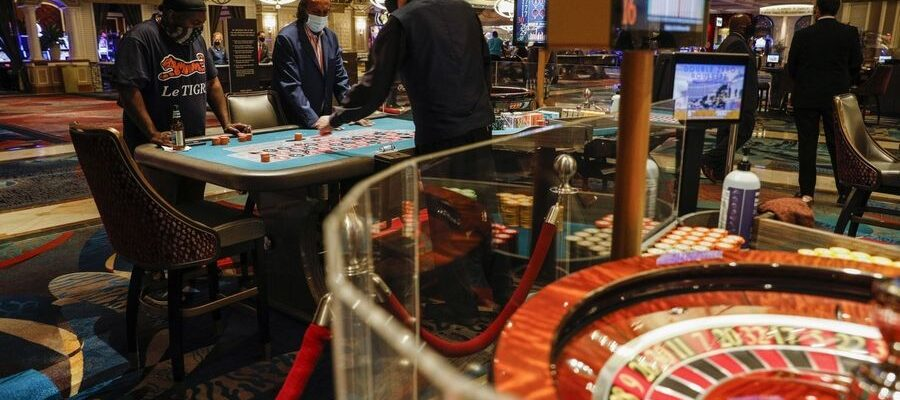 Casino Employees to Receive a COVID-19 Test