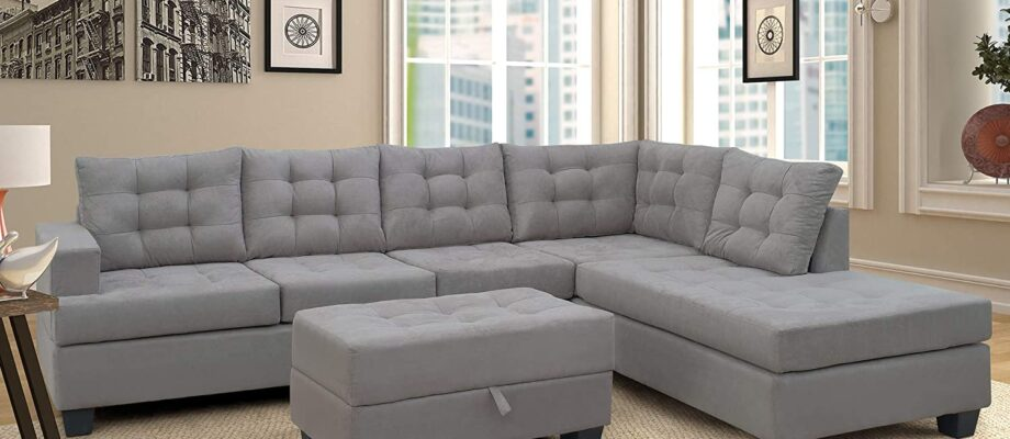 Transform Your Living Room with Sectional Sofas