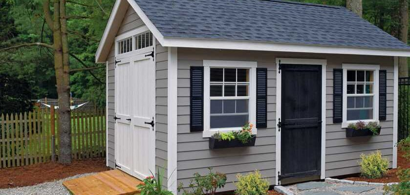 4 Benefits Of Using Polycarbonate Shed Windows