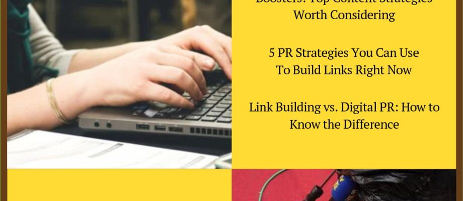 Digital PR vs Link Building – What's The Difference?